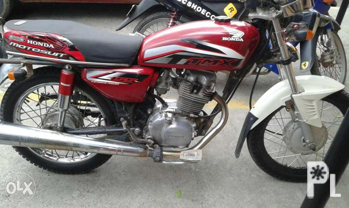 Honda tmx 155 for Sale in Tuguegarao City, Cagayan Valley Classified