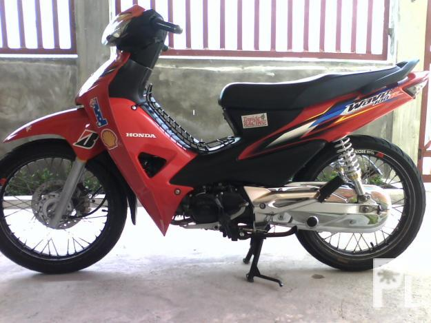Honda Wave 100r For Sale In Angeles City  Central Luzon Classified