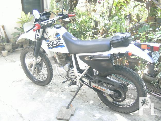 HONDA XLR 200 Enduro trail Bike ? Iloilo City