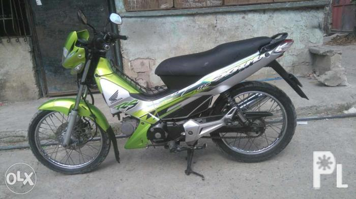 Honda xrm rs 125 all stock 2010 model