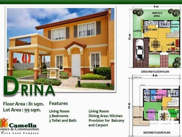 Hot Alert Camella House Ready for Occupancy At Cerritos