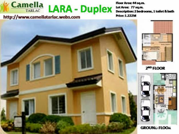 Lara model house camella