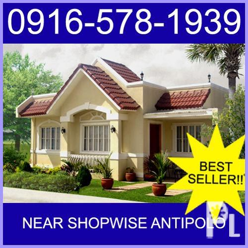 House and lot for sale in Antipolo City, Foreclosed