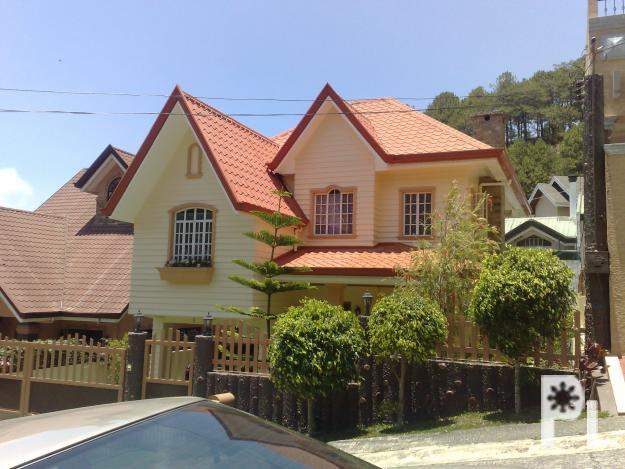 HOUSE AND LOT FOR SALE IN EXCLUSIVE SUBDIVISION IN