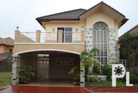 House and lot for sale in herencia de julieta villas i for Villas julie