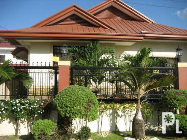 House And Lot For Sale In Timog Park Subdivision Angeles