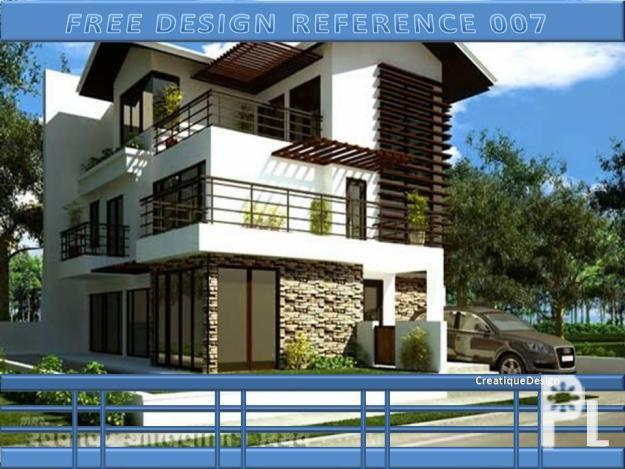 House design baguio houses gms design perspective for Design your dream house