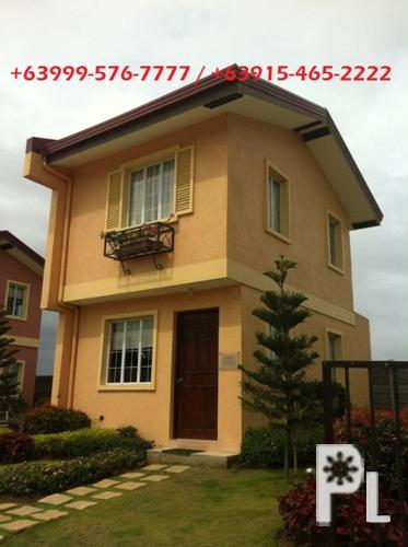 House Lot Pagadian City Camella Homes 2 Bedrooms Marga Pagadian City For Sale In Pagadian