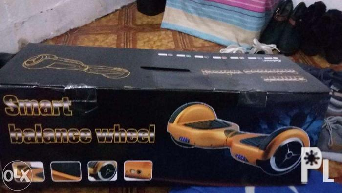 Hover board for sale or swap for Sale in Quezon City