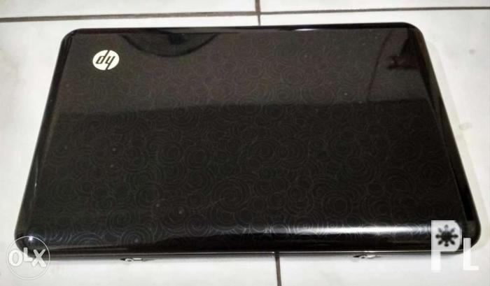 Hp mini 110 netbook