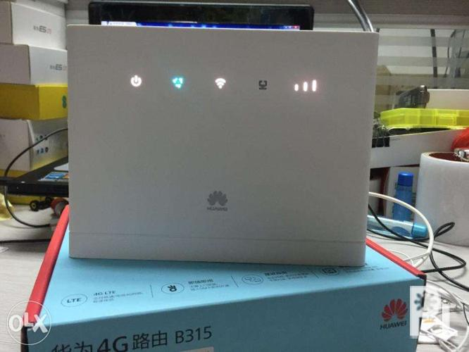 Huawei B315s 936 LTE 4G Sim Capable for Sale in Minglanilla, Central
