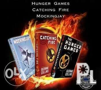 Hunger Games Book Tagalized