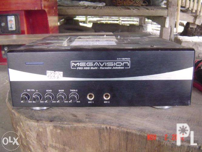 Hybrid Megavision Karaoke Player Pro HDD Multi -