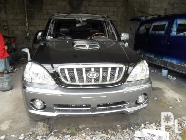 HYUNDAI TERRACAN CRDI ENGINE MANUAL ? Cagayan de Oro