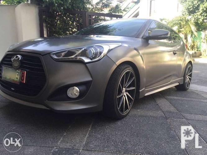 hyundai veloster turbo 2013 for sale in manila national capital region classified. Black Bedroom Furniture Sets. Home Design Ideas
