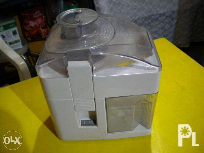 Imarflex Juicer for Sale in Bacolod City, Western visayas Classified PhilippinesListed.com