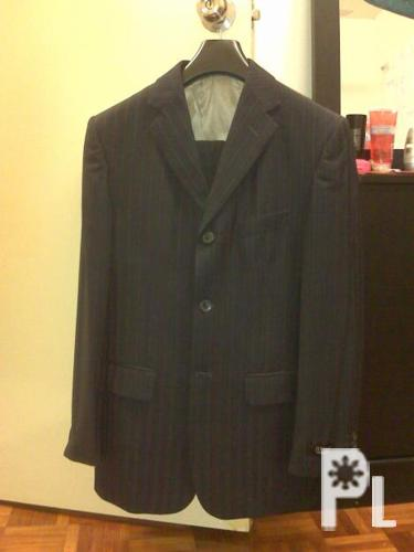 Imported Executive Blazer Suit