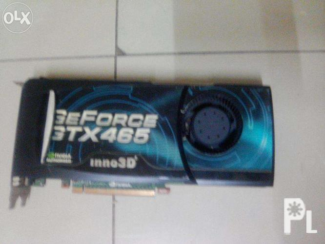 Inno3d GEFORCE GTX465 for Sale in Manila, National Capital