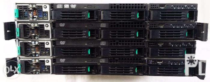 Image gallery for Intel Server Chassis SR1450 -1U, quadcore