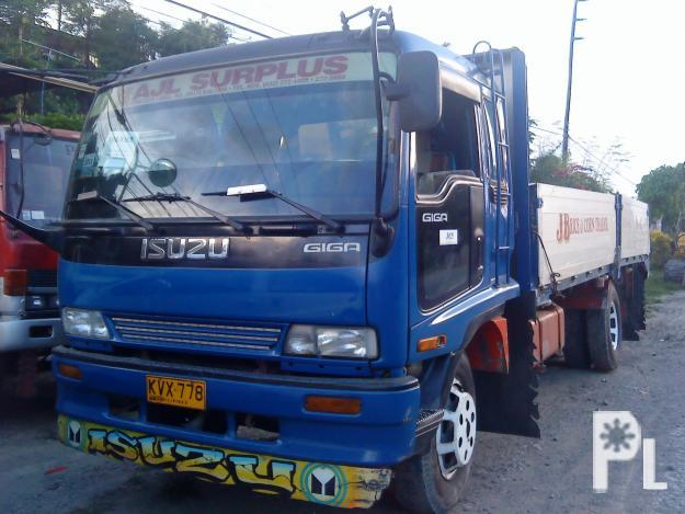ISUZU FORWARD,,2008 GIGA MODEL,