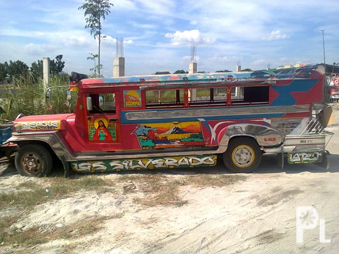 isuzu jeepney LGS Motors body mahaba 11 seaters ?