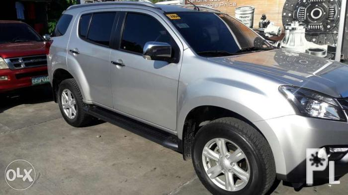 Isuzu Mu X 2016 Matic Ls A For Sale In Cabanatuan City Central