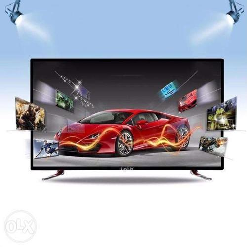 iTechie 32 Inch LED TV Full HD Monitor For PC XBOX PS4