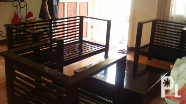 Japanese style sala set for less tarlac for sale in anao for Sala set for sale