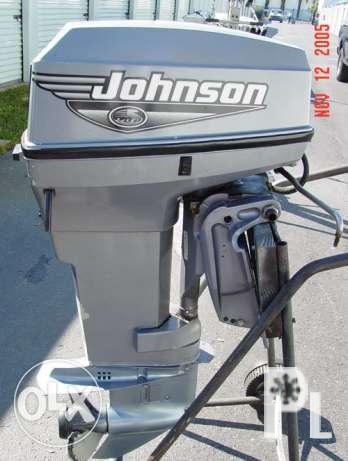Johnson Outboard Motor 50 hp for Sale in Tagaytay City