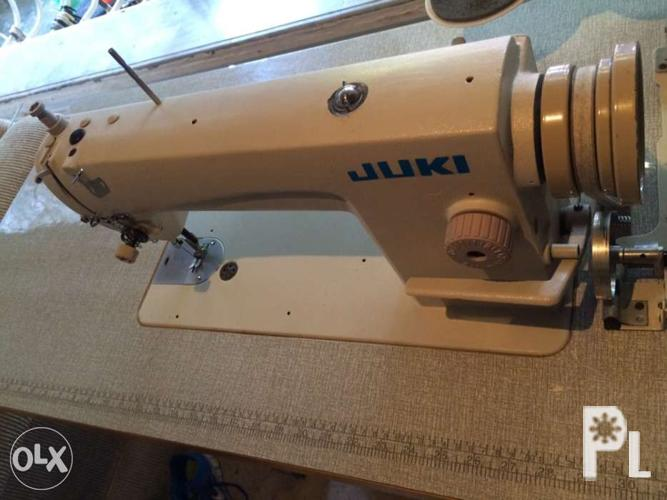Juki Sewing Machine For Sale In Hagonoy Central Luzon Classified Inspiration Juki Sewing Machine For Sale