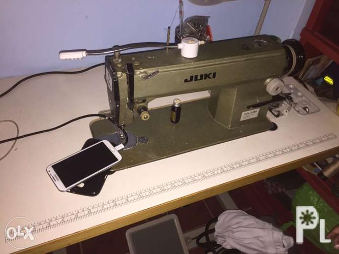 JUKI Sewing Machine For Sale In Caloocan City National Capital Inspiration Juki Sewing Machine For Sale