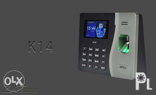 K14 ID time attendance recorder rfid for Sale in Manila