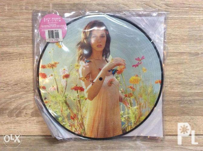 Katy Perry PRISM Limited Edition 2LP Picture
