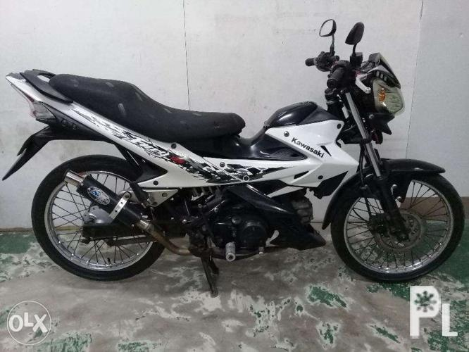 Kawasaki Fury 125 2013 model