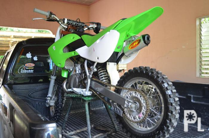 kawasaki kx 65 motocross bike for kids in excellent condition ready to race cebu city for. Black Bedroom Furniture Sets. Home Design Ideas