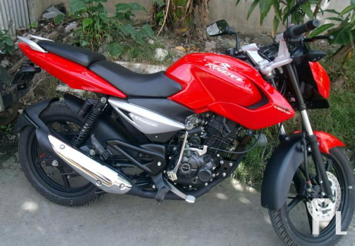 kawasaki rouser 135cc 2011 model ? Quezon City