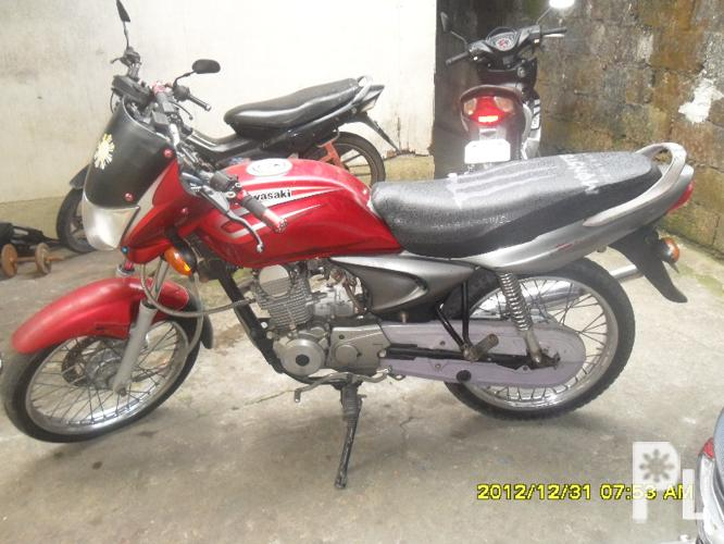 kawasaki wind 125 price 23k for Sale in Quezon City, National ...