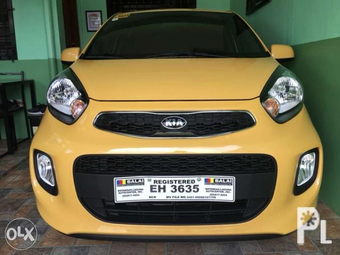 Kia Picanto AT 2017 Good as new!