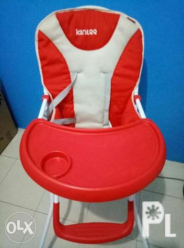 Kinlee Baby High Chair For Sale In General Trias Calabarzon
