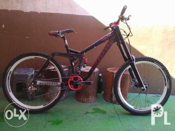 152443a9cb6 kona stinky downhill dh bike for Sale in Angono, Calabarzon ...