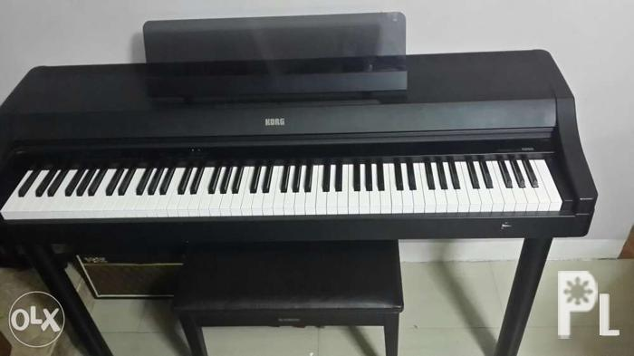Korg c 50 digital piano and casio pl40 for sale in manila for Korg or yamaha digital piano