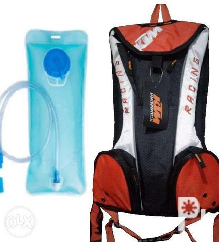 KTM FAX cycling backpack Multifunction bag With