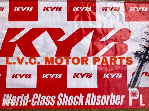 KYB KAYABA Brand Shock Absorber FRONT TOYOTA VIOS 2001