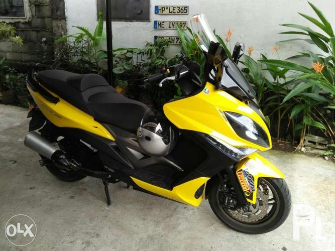 Kymco Xciting 400i for Sale in Quezon City, National Capital Region