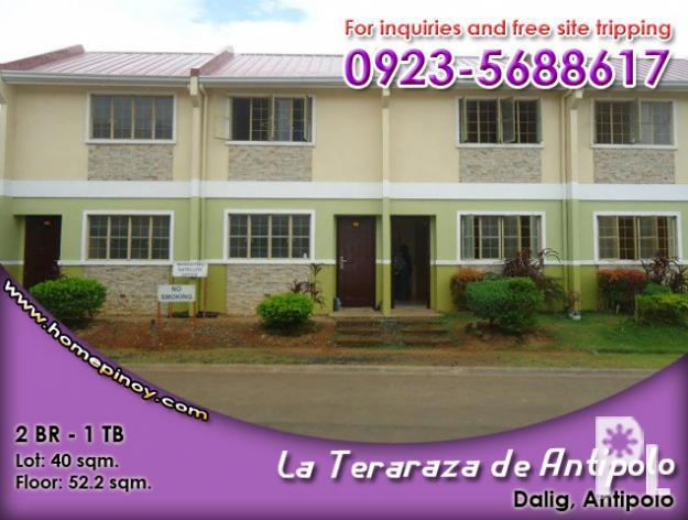La Terraza De Antipolo House And Lot In Antipolo For Sale In