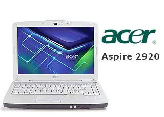 Laptop Repair Acer Aspire 2920 Problem Hang Garbage