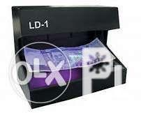 ld1 compact electronic money detector