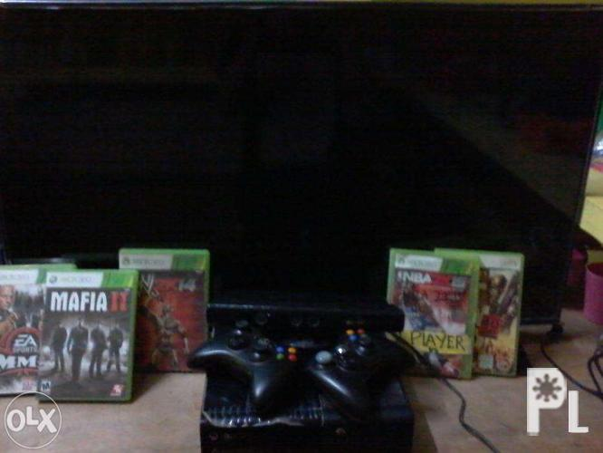 Led tv and xbox360
