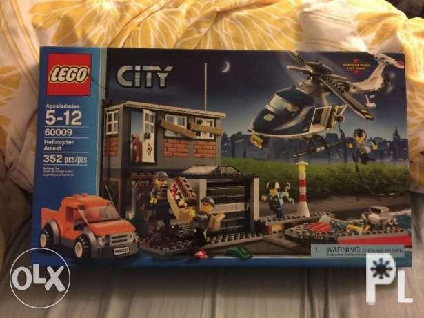Lego City Helicopter Arrest 60009 Vampys For Sale In Manila