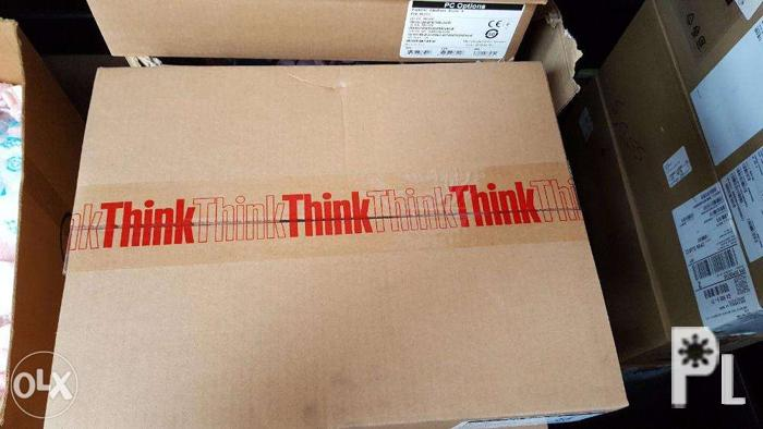 Lenovo thinkpad ultra dock lenovo charger 90W sealed x250
